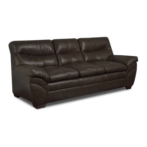 Sofa Leather Workshop: Shop Soho Bonded Leather Sofa