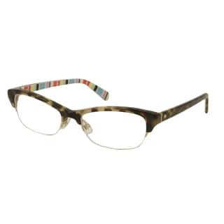 Kate Spade Womens Marika Cat-Eye Optical Frames