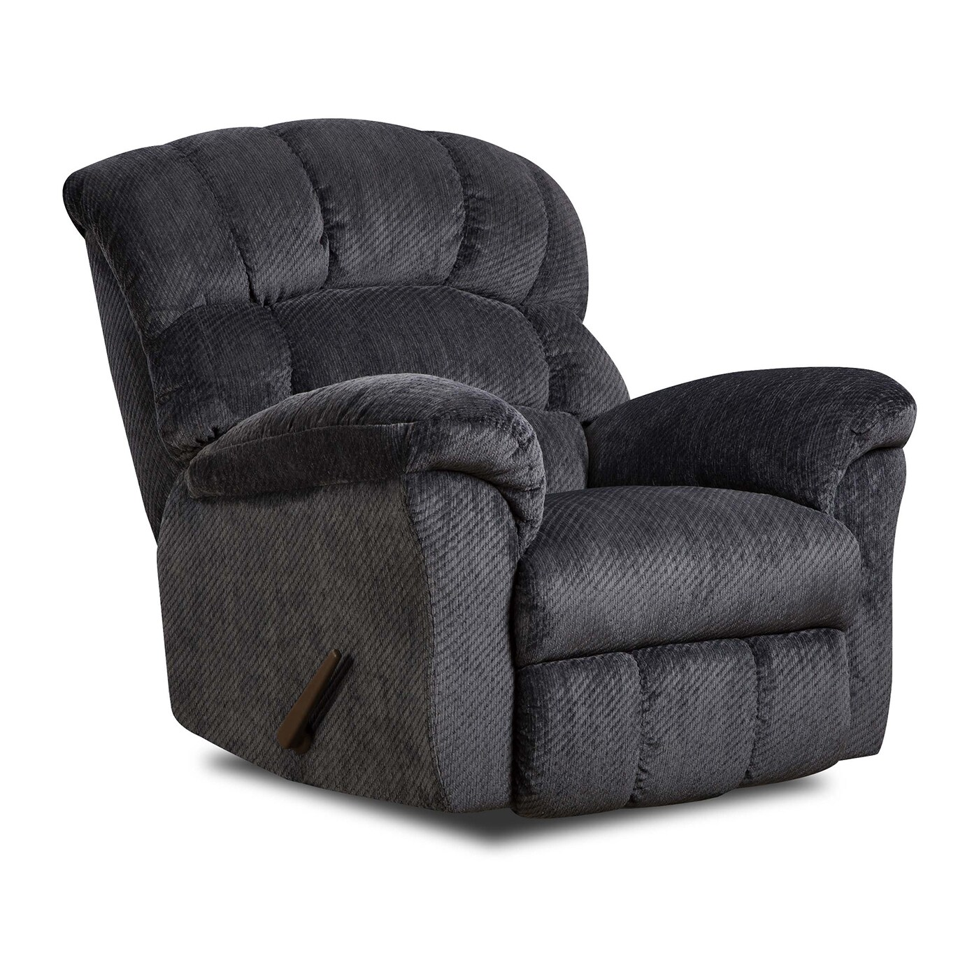 simmons rocker recliner. simmons upholstery victor rocker recliner (navy), blue, s.. s