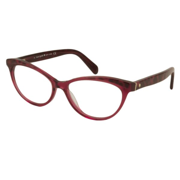 Kate Spade Womens Steffi Cat-Eye Optical Frames - Free ...
