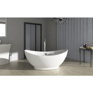 Link to Fine Fixtures Modern Freestanding Bathtub Similar Items in Bathtubs