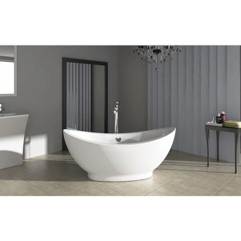 Fine Fixtures Modern Freestanding Bathtub