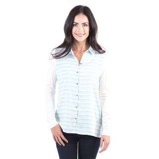 DownEast Basics Women's Bleeker St Top