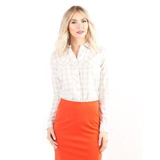 DownEast Basics Women's Mott Street Shirt