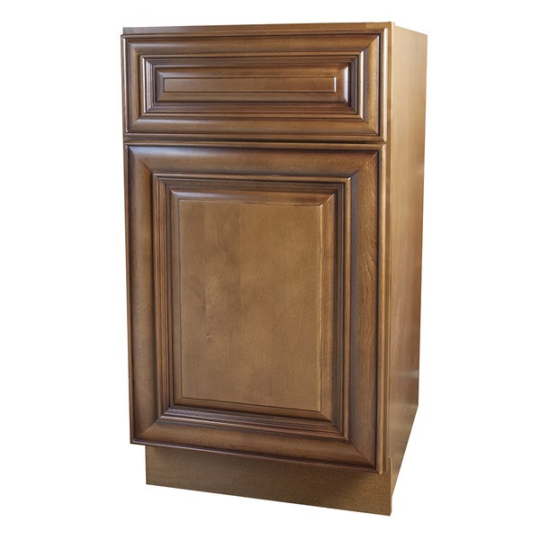 Shop Sedona Chestnut Kitchen Base Cabinet