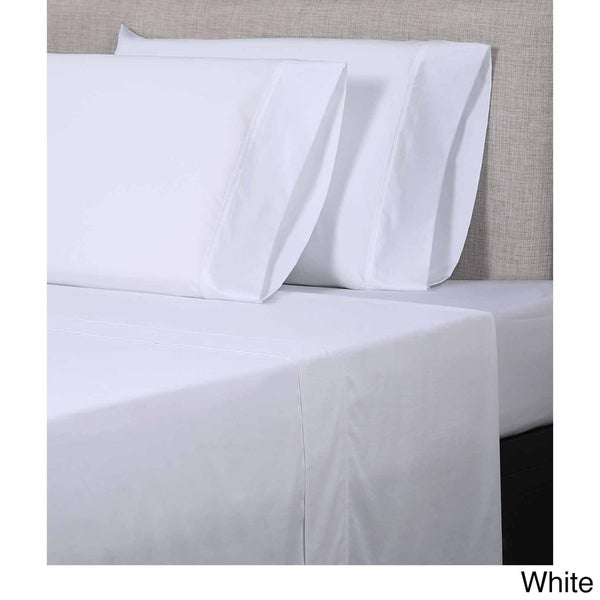 Affluence 300 Thread Count Percale Sheets