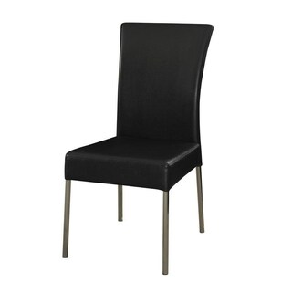 Powell Camille Black Dining Chair (Set of 2)