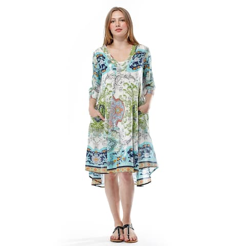 ab1f13af76f Green, Cotton Dresses | Find Great Women's Clothing Deals Shopping ...