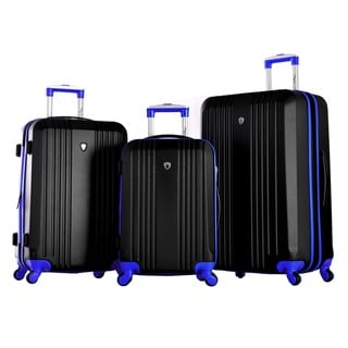 Olympia Apache 3-piece Hardside Spinner Luggage Set