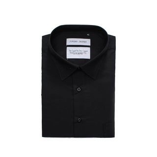 Jordan Jasper Men's Solid Black Shirt