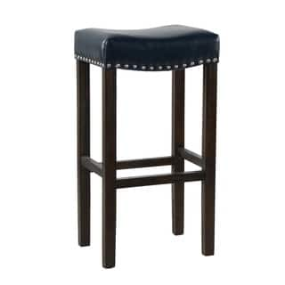 Kai 31-inch Backless Barstool by Kosas Home|https://ak1.ostkcdn.com/images/products/11098201/P18103599.jpg?impolicy=medium
