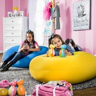 Furniture of America Lanie Medium Expandable Bean Bag
