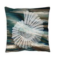 Coastal Span 3 Floor Pillow