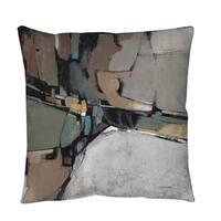 Conjunction 3 Floor Pillow