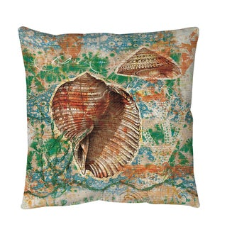 Coastal Motif 2 Floor Pillow