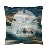 Coastal Span 2 Floor Pillow
