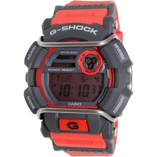 Casio Men's G-Shock GD400-4 Grey Resin Quartz Watch