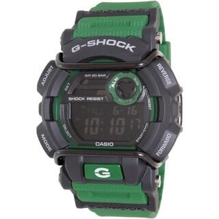 Casio Men's G-Shock GD400-3 Green Resin Quartz Watch