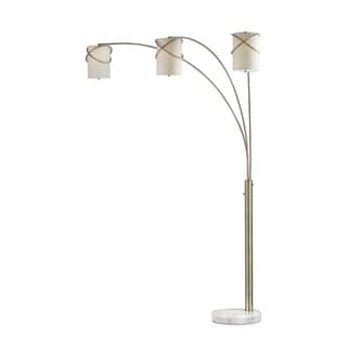 Internal, Arc Lamp Weathered Brass