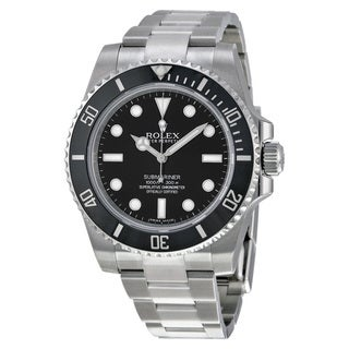 Rolex Men's m114060-0002 Submariner Black Watch