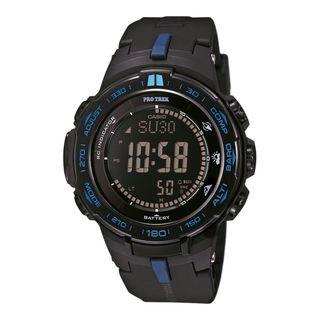 Casio Men's PRW3100Y-1 Pro Trek Black Watch