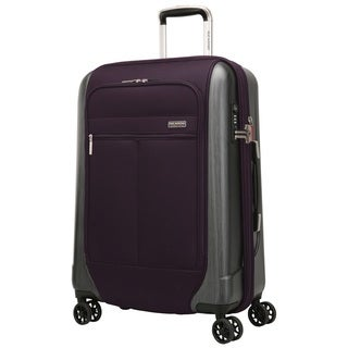 Ricardo Beverly Hills Mulholland Drive 24-Inch Expandable Spinner Suiter Suitcase