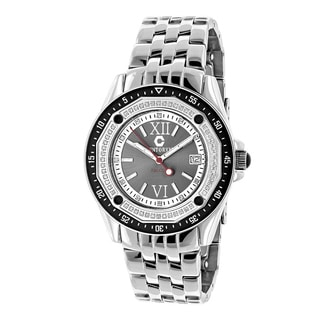 Midsize Falcon Centorum 1/2ct TDW Diamond Watch