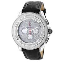 Centorvm Men's Chronograph 3/5ct TDW Diamond Watch
