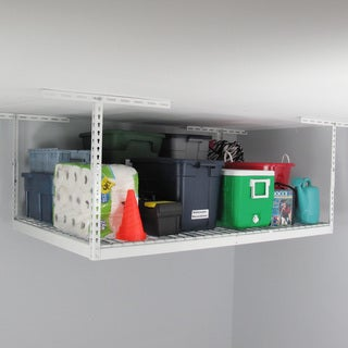 MonsterRax 4' x 6' Overhead Garage Storage Rack