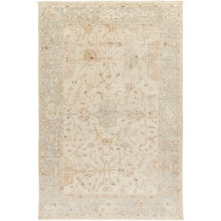 Hand Knotted Wigan Wool Rug (9' x 13')