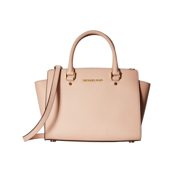 e3504eeb6fc1 Shop Michael Kors Selma Medium Ballet Satchel Handbag - Free ...