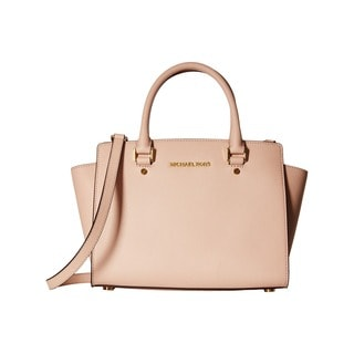 Michael Kors Selma Medium Ballet Satchel Handbag