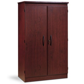 South Shore Furniture Morgan Wood/Laminate Storage Cabinet (3 options available)