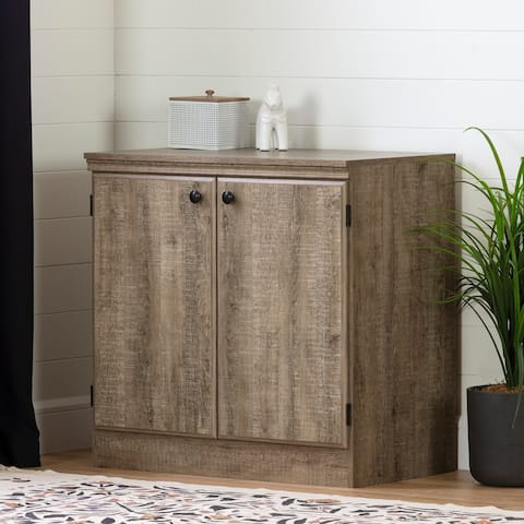 South Shore Morgan Storage Cabinet - N/A