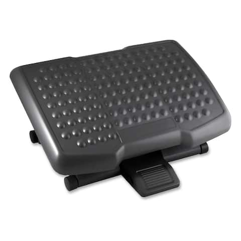 Lorell Adjustable Height Footrest - (1/Each)