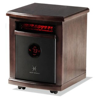 Heat Storm HS-1500-ILO Logan Portable Infrared Quartz Heater