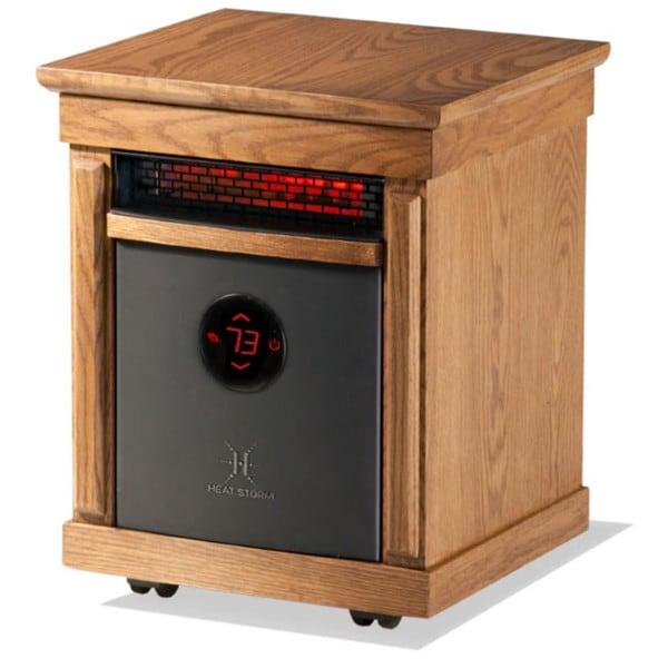 Heat Storm HS-1500-ISM 1500-watt Smithfield Portable Infrared Heater