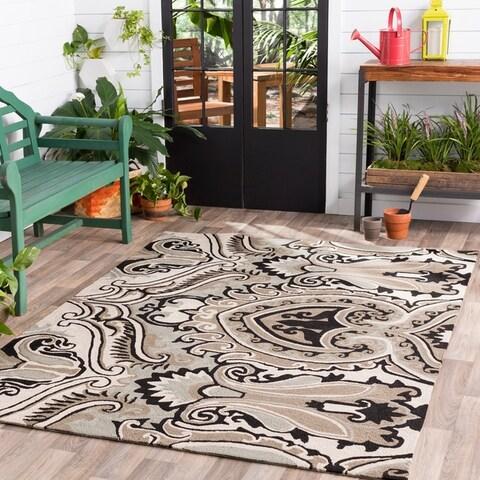 Villepinte Indoor/ Outdoor Area Rug