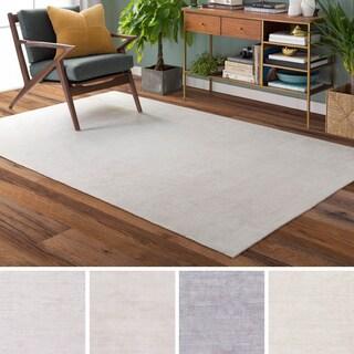 Hand Loomed Azusa Viscose Rug (5' x 7'6)