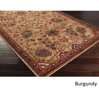 Meticulously Woven Wadhurst Rug (7'10 x 9'10)