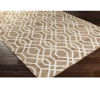Hand Woven Yarmouth Jute/Viscose Area Rug - 8' x 11'