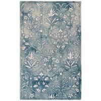 Liora Manne Delicate Flower Indoor Rug (8' x 10') - 8' x 10'