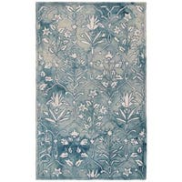 Liora Manne Delicate Flower Indoor Rug (9' x 12') - 9' x 12'