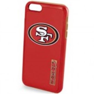 Forever Collectibles San Francisco 49ers Dual Hybrid Case for Apple iPhone 6 / 6