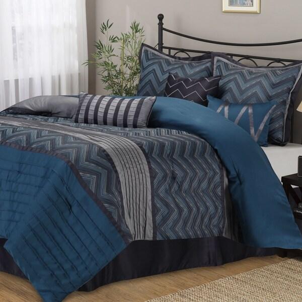 Nanshing Stanton 7-piece Comforter Set