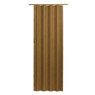 Malibu Oak 36-inch Folding Door