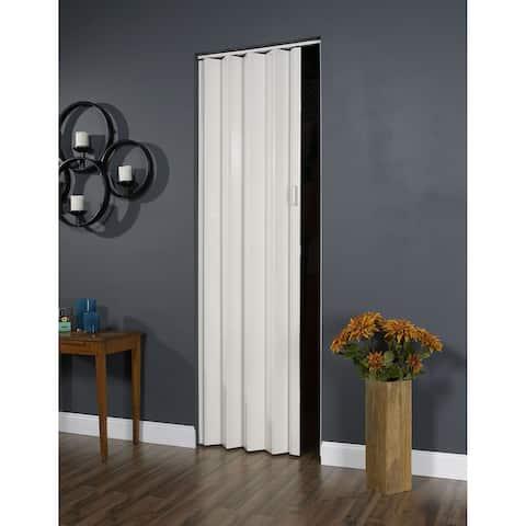 Oakmont White 36x96 Folding Door