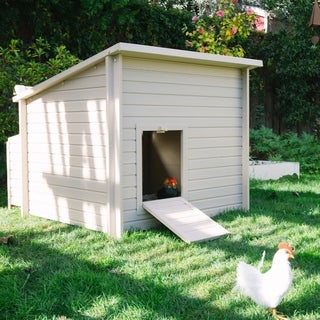 New Age Pet Jumbo Fontana Chicken Barn
