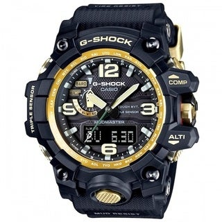 G-SHOCK Master of G GWG1000GB-1A black/gold Watch