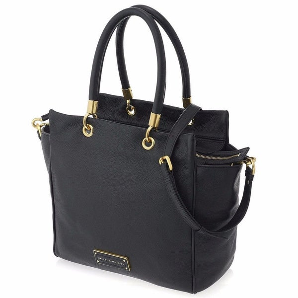 67626e4ca1 Shop Marc by Marc Jacobs 'Too Hot To Handle' Bentley Black Tote ...